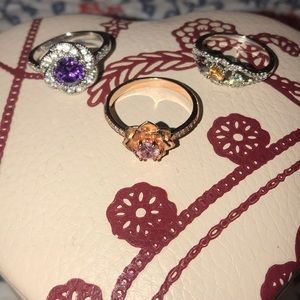 Jewelry - Fashion Rings set of 3